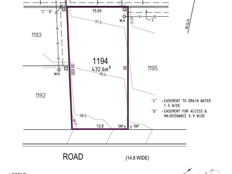 Lot 1194, Proposed Road, Menangle Park, NSW 2563