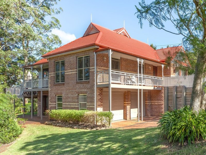 21 Hilltop Crescent, Blue Mountain Heights, Qld 4350
