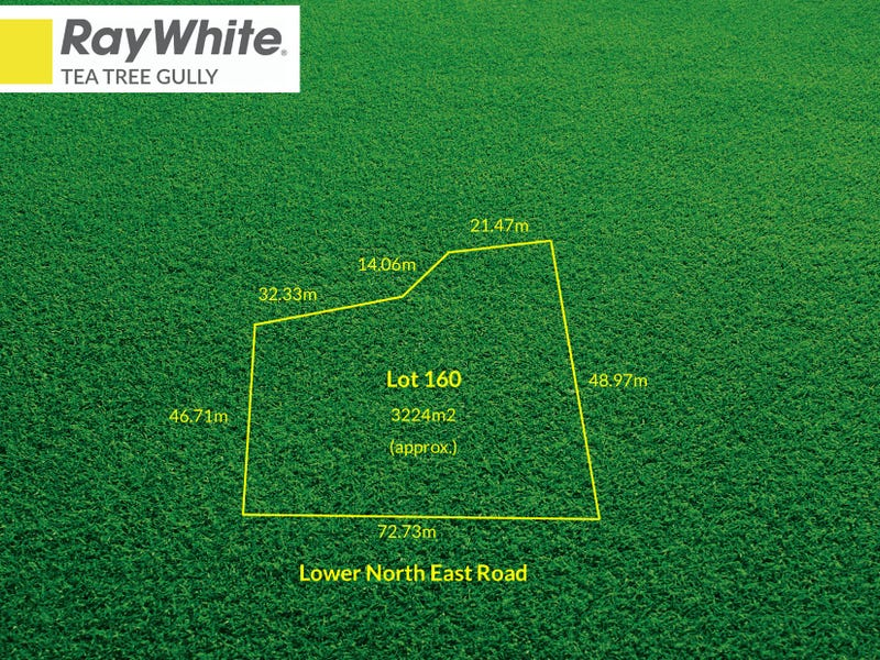 Lot 160/ 1341 Lower North East Road, Houghton, SA 5131
