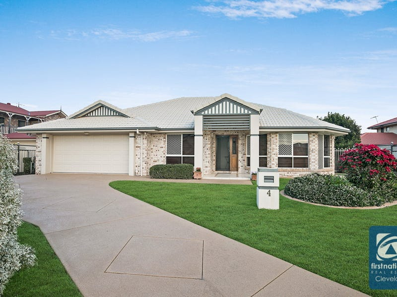 4 Foreshore Terrace, Cleveland, Qld 4163