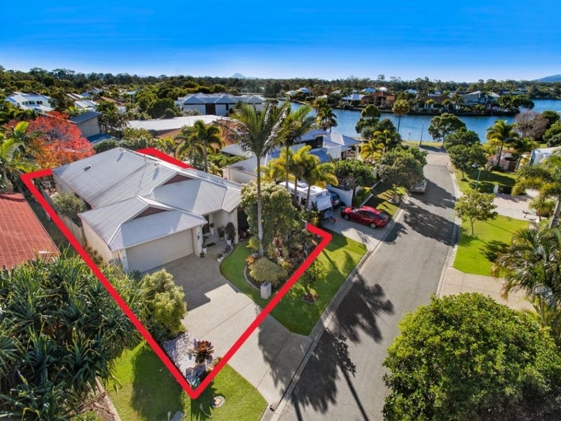 4 Parsons Bank Drive, Twin Waters, Qld 4564