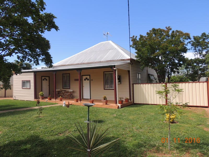 36 Castlereagh St, Baradine, NSW 2396