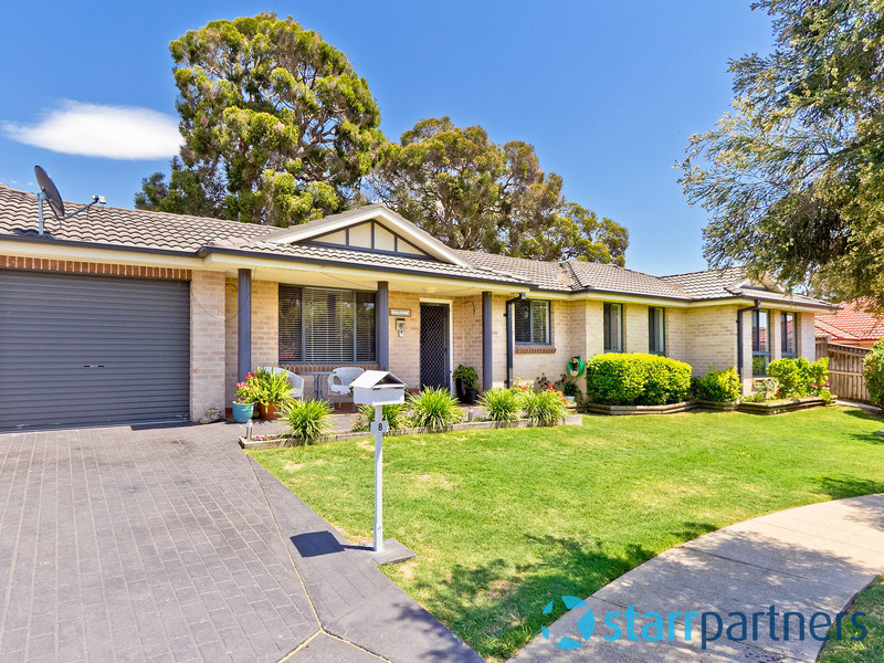 8 Bond Place, Oxley Park, NSW 2760