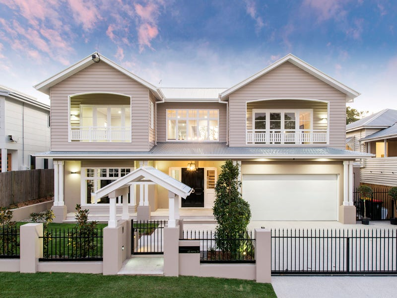 63 amy street hawthorne qld 4171 property details for Old style homes built new