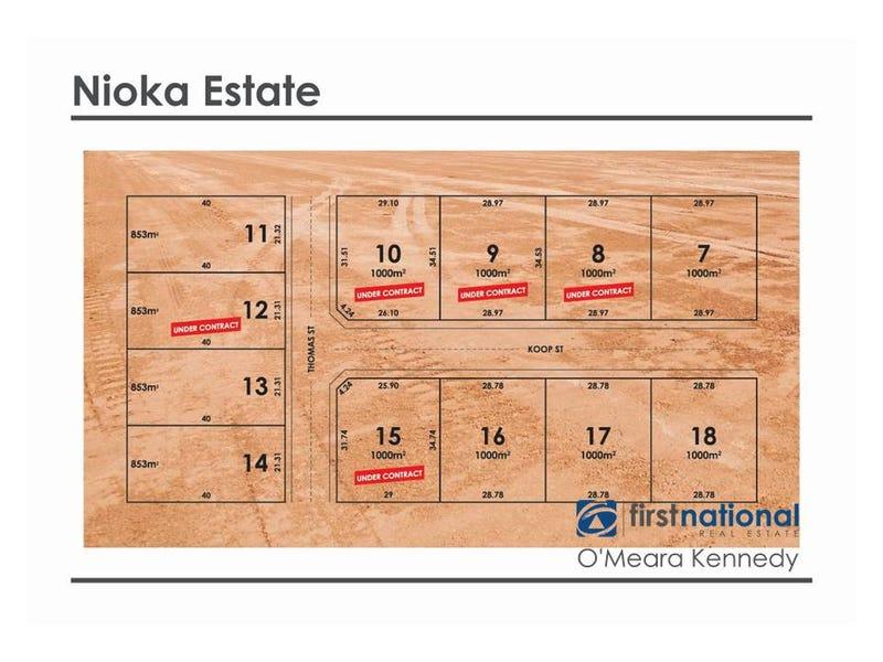 Stages 2&3 Nioka, Yarrawonga