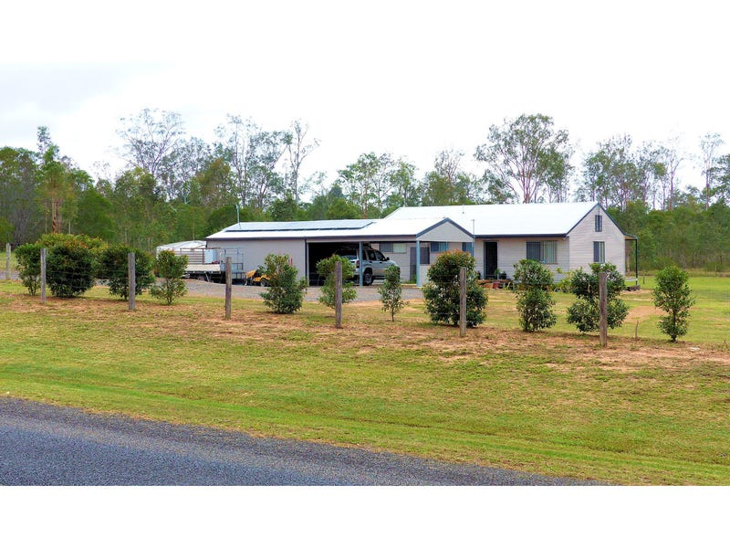 156 Forestry Road, Adare, Qld 4343