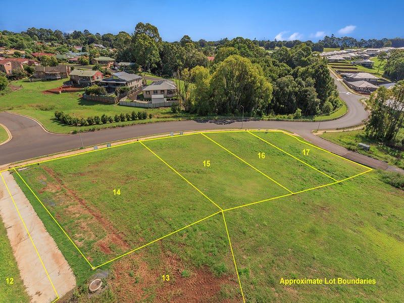 Lot 16  Killarney Park Plateau Drive, Wollongbar, NSW 2477