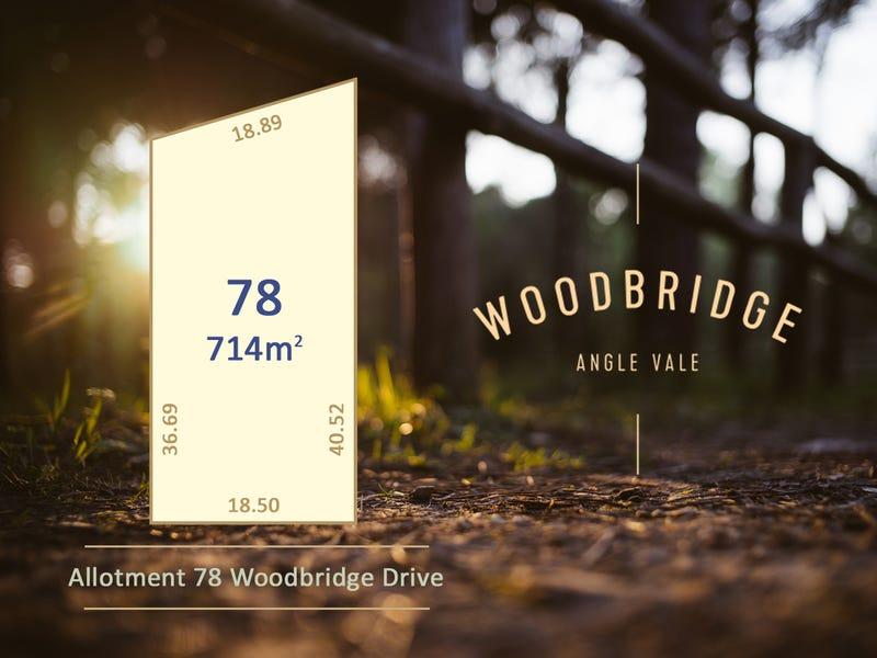 Lot 78 Woodbridge Drive, Angle Vale, SA 5117