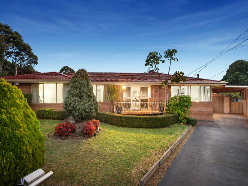 2 Hyde Court, Mulgrave, Vic 3170