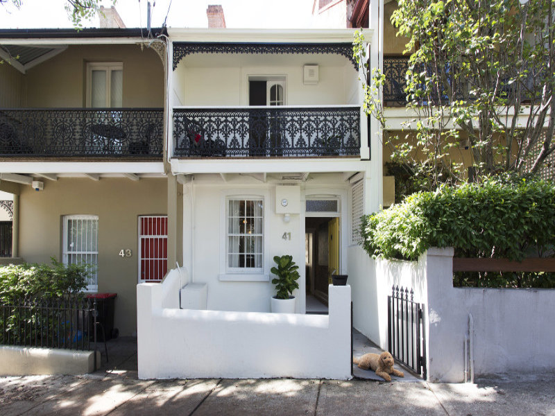 41 Campbell Avenue, Paddington, NSW 2021