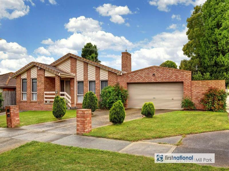 8 Cahill Close, Mill Park, Vic 3082