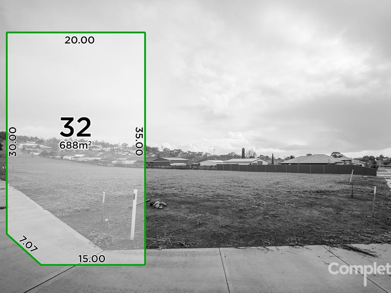 Lot 32, LAKES PARK DRIVE, Mount Gambier