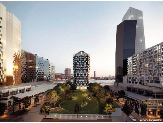 1003/1003 newquay promenade centre, Docklands