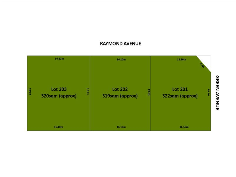 Lot 201-203, 49 Green Avenue, Seaton, SA 5023