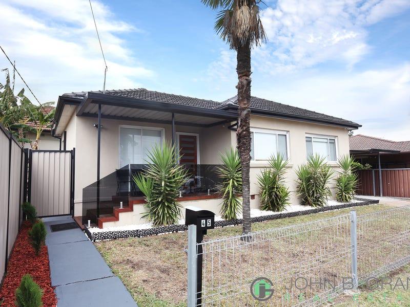45 Villawood Road, Villawood, NSW 2163