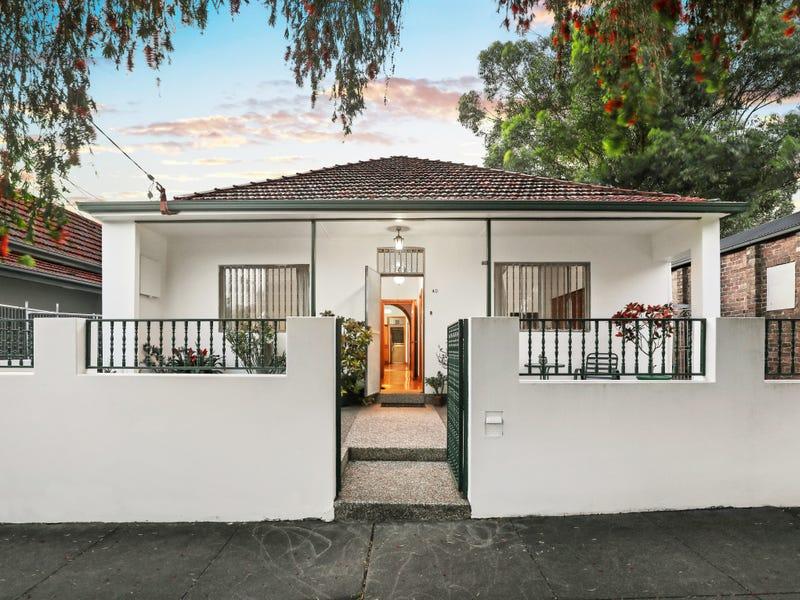 40 Bishop Street, Petersham, NSW 2049