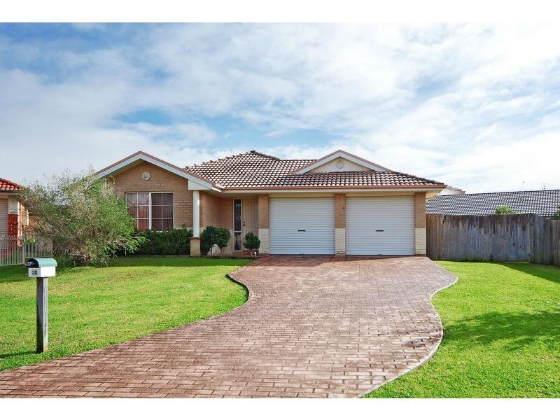 20 Eucalyptus Avenue, Worrigee, NSW 2540