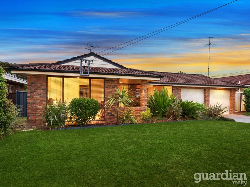 24 Coral Crescent, Kellyville, NSW 2155