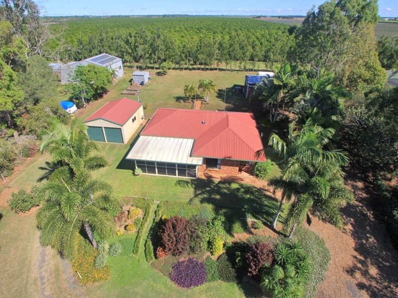 525 Gooburrum Road, Welcome Creek, Qld 4670