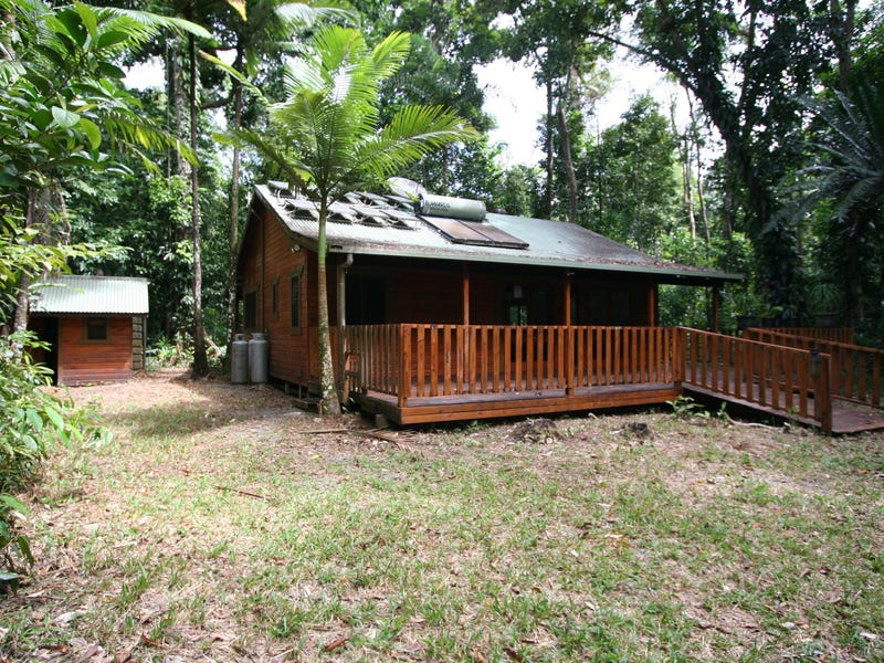 460 Black Bean Road - Daintree, Cow Bay, Qld 4873