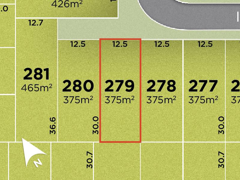 Lot 279, Irma Circuit (Solander), Park Ridge, Qld 4125