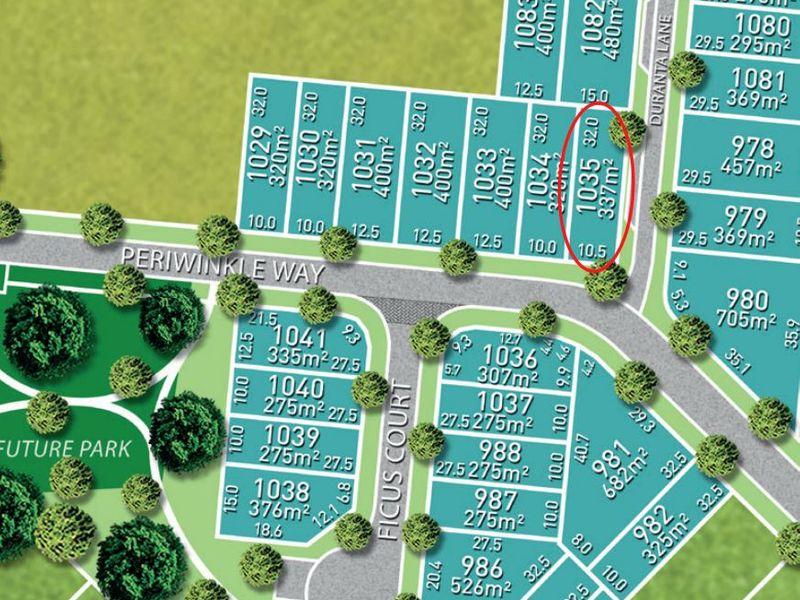 Lot 1035 Periwinkle Way, Bohle Plains, Qld 4817