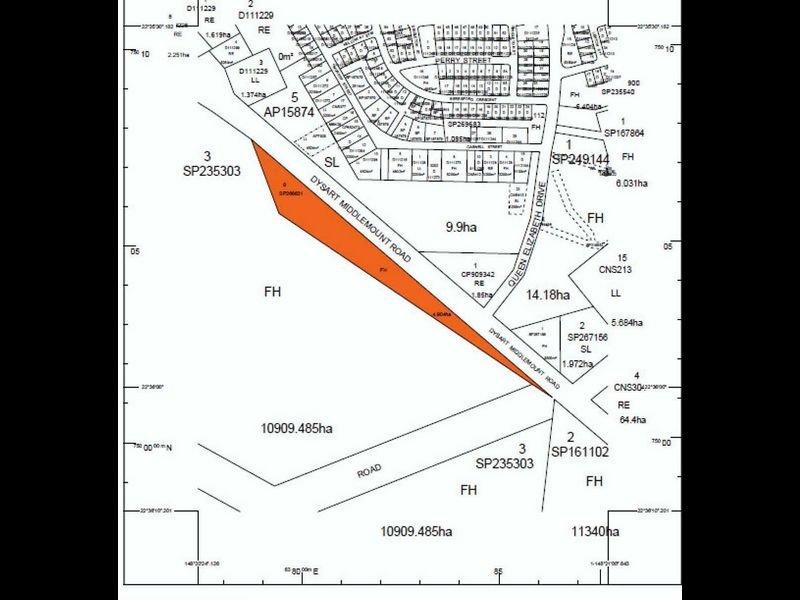 Dysart Middlemount Road, Dysart, Qld 4745