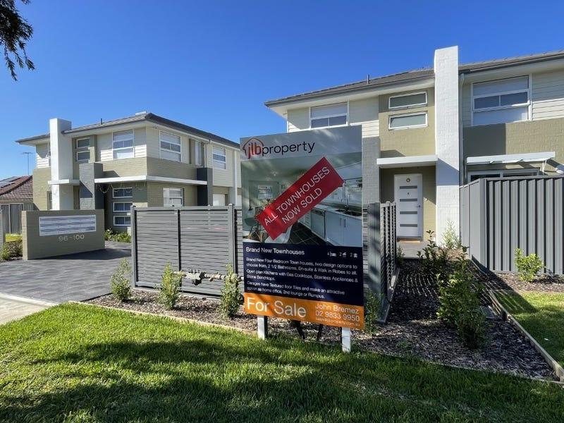 9/96 -100 Princess Street, Werrington, NSW 2747
