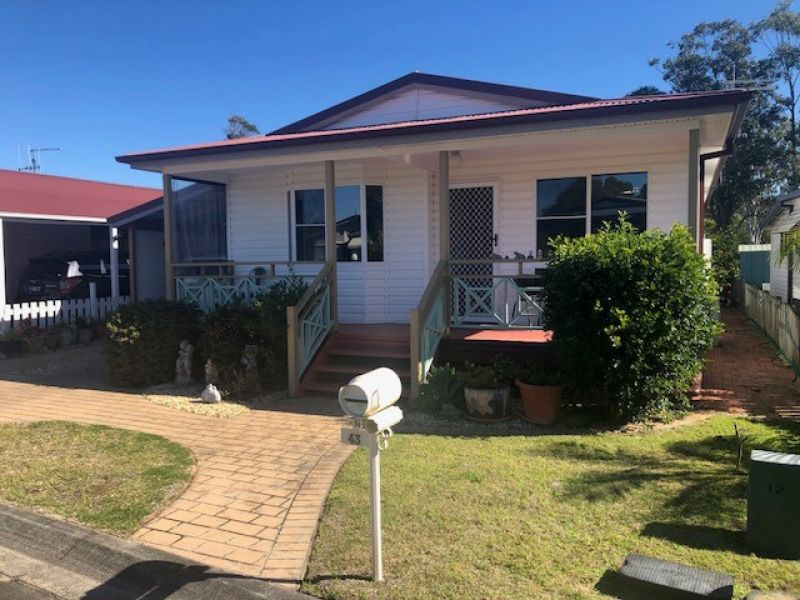 43/570 Woodburn Road, Evans Head, NSW 2473