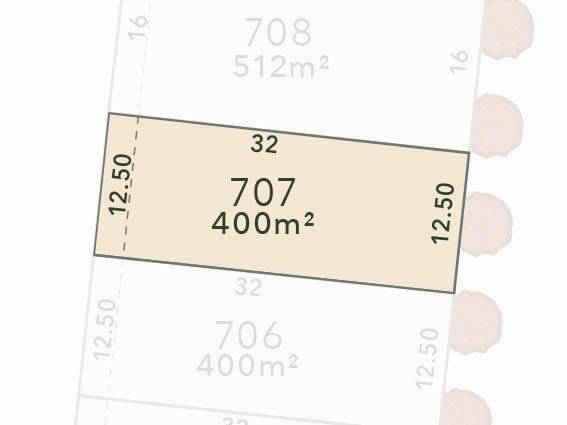 Lot 707, Distinctive Drive, Rockbank, Vic 3335