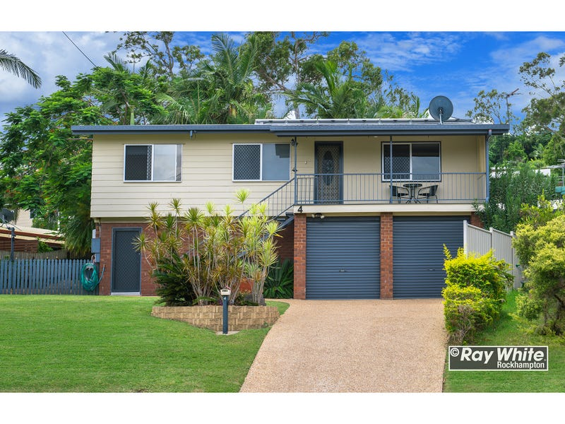 4 Beal Avenue, Frenchville, Qld 4701