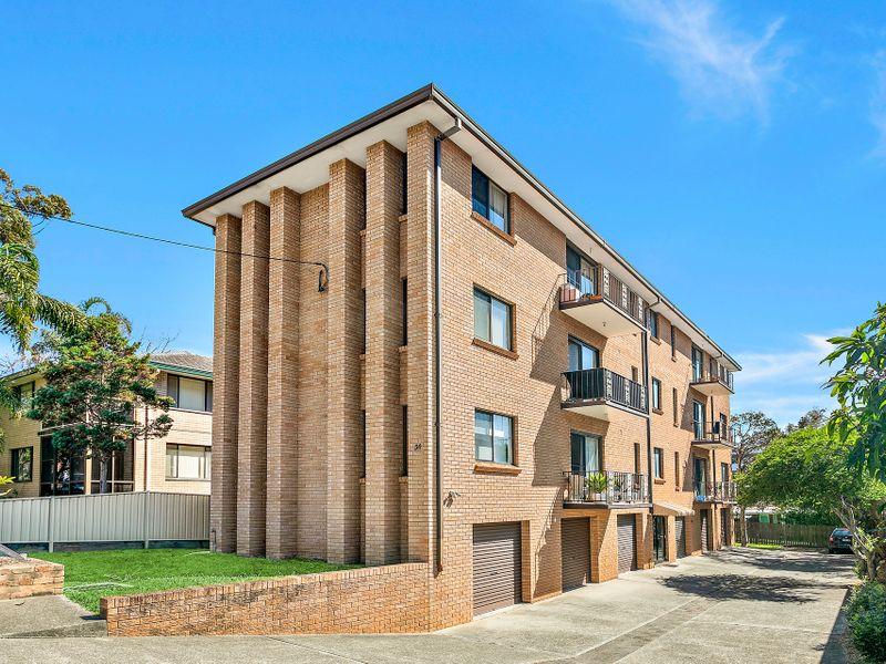 2/34 Virginia Street, North Wollongong, NSW 2500