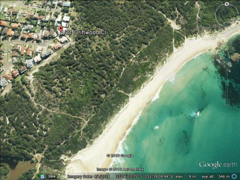 1/21 Driftwood Close, Caves Beach, NSW 2281
