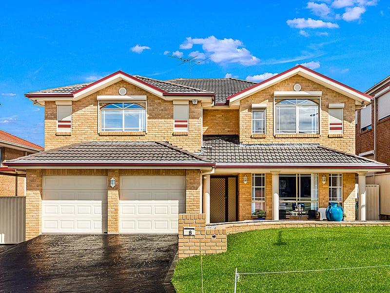 8 Cascades Close, West Hoxton, NSW 2171