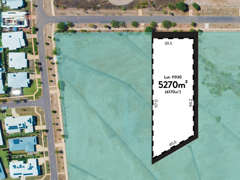 Lot 11930, Changsha Crescent, Muirhead, NT 0810