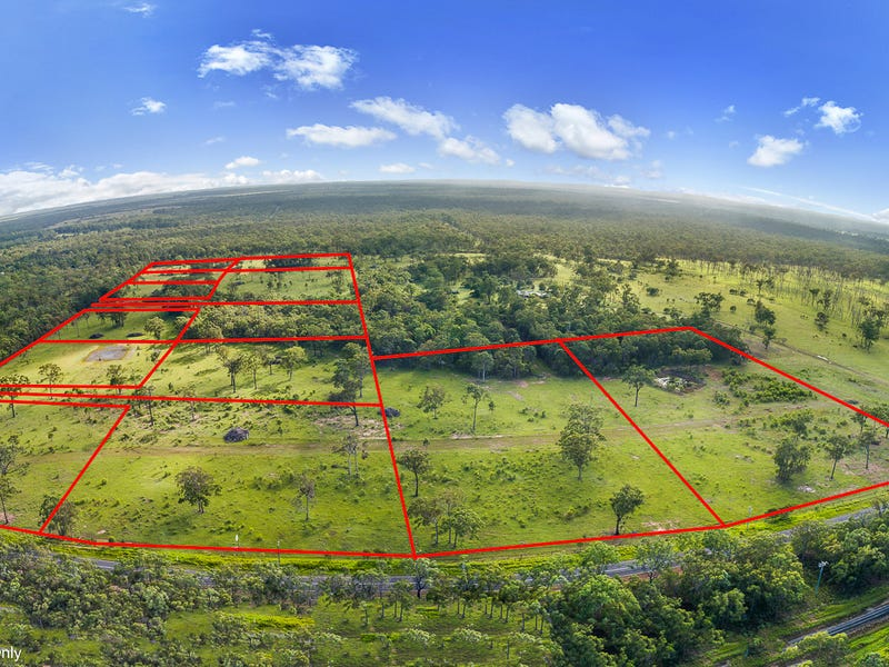 Lot 2 Old Bruce Highway, Burrum Town, Qld 4659