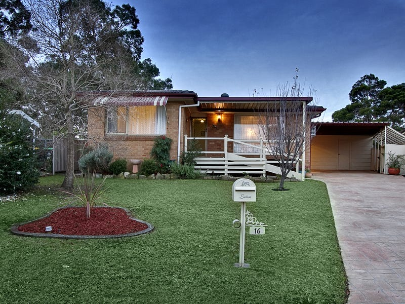 16 Cunningham Place, South Windsor, NSW 2756
