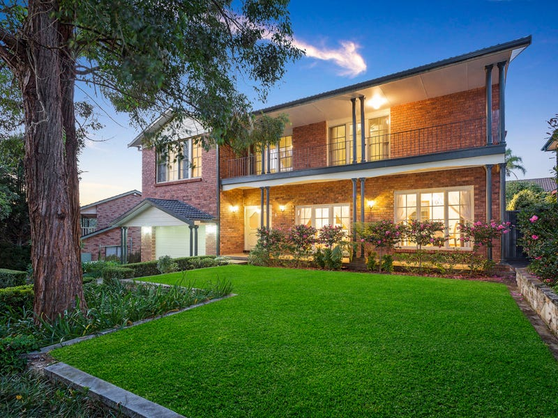 4 Woodcrest Place, Cherrybrook, NSW 2126