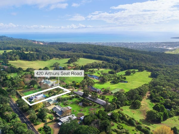 420 Arthurs Seat Road, Red Hill