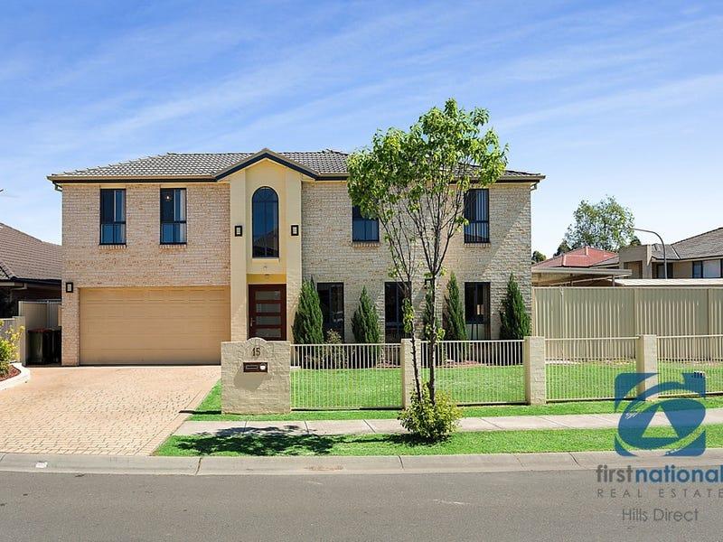 15 Sassafras Street, Parklea, NSW 2768