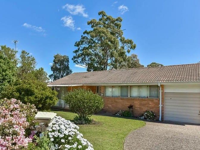 21 Jacaranda Ave, Bradbury, NSW 2560