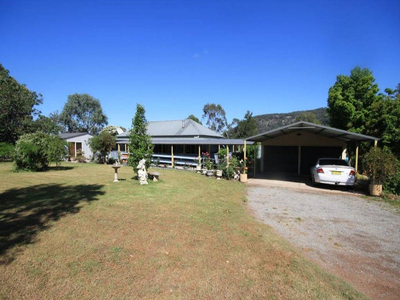 861 Ridgelands Road, Muswellbrook