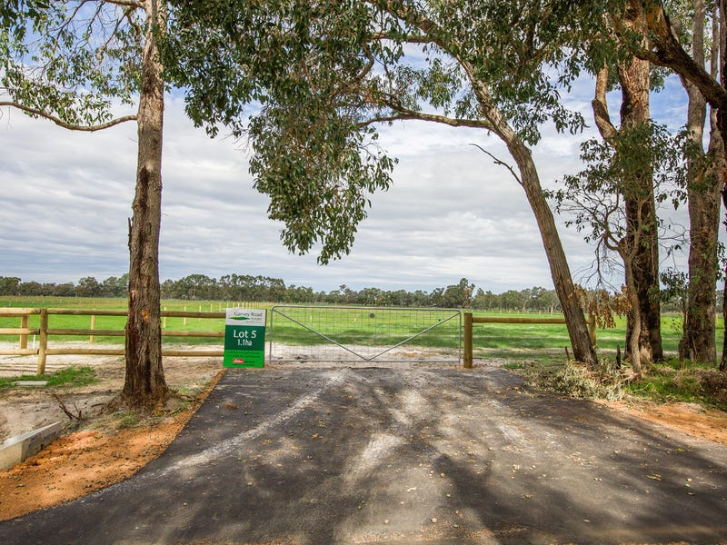 P L5 Proposed Lot 5 Garvey Road, Dardanup West, WA 6236