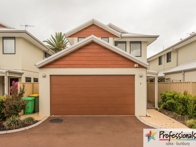 3/3 Hough Road, East Bunbury, WA 6230