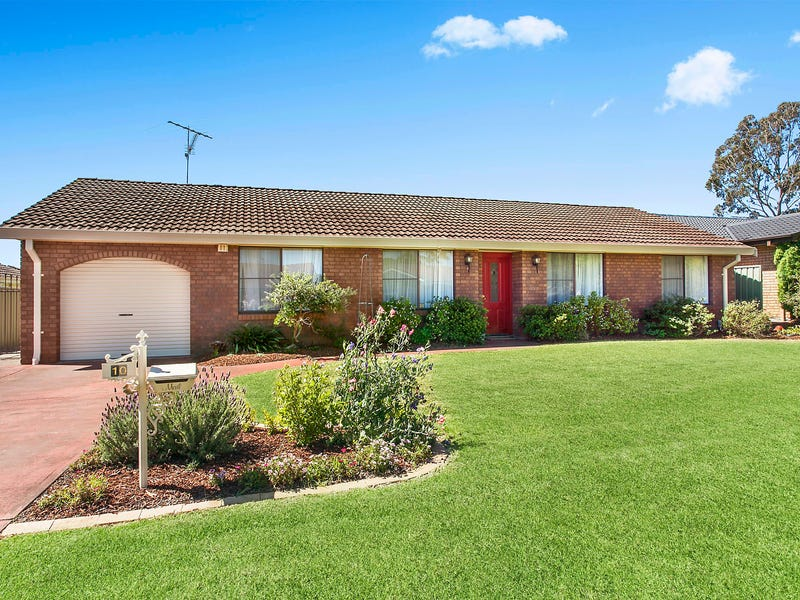 10 Huthnance Place, Camden South, NSW 2570