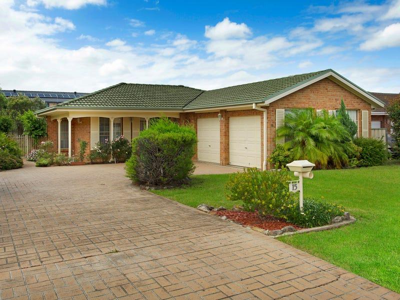 15 Amanda Place, Horsley, NSW 2530