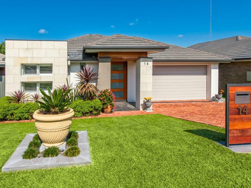 14 Arnold Avenue, Kellyville, NSW 2155