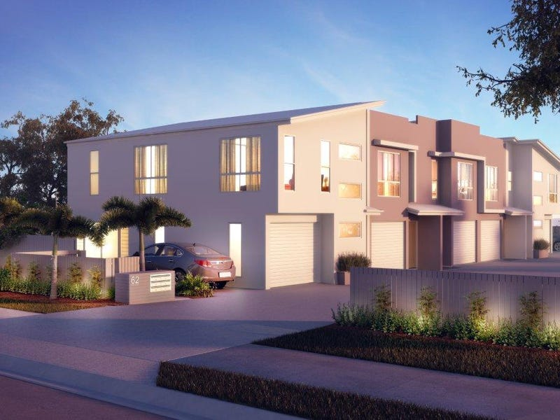 62 Flinders Street 'The Palms Townhouses', West Gladstone