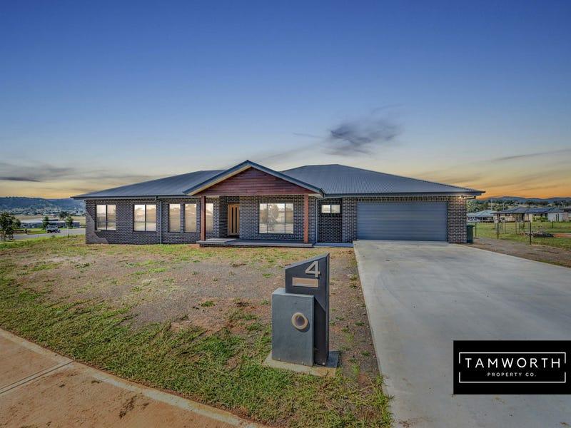 4 Jubata Drive, Tamworth, NSW 2340