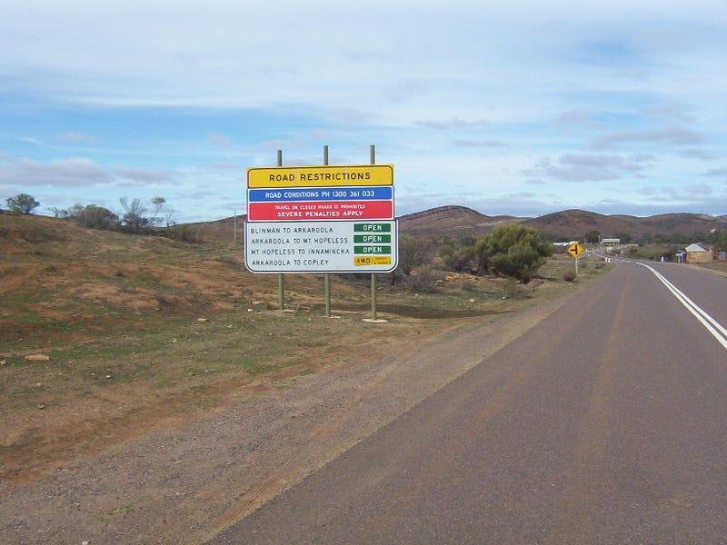 Lot 172 to174,183,184  ,, 205 Govt. Road, Blinman, SA 5730